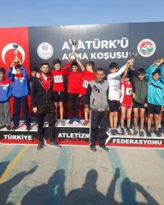 Ünlü Türk Atletler
